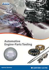 Image: Automotive Engine-Parts Tooling