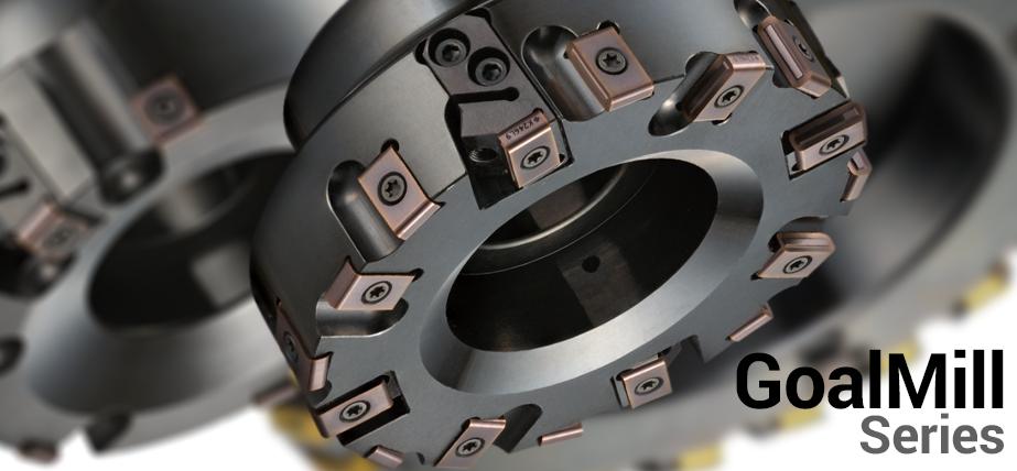 Cabeçote de fresamento para usinagem de alta eficiência de ferro fundido