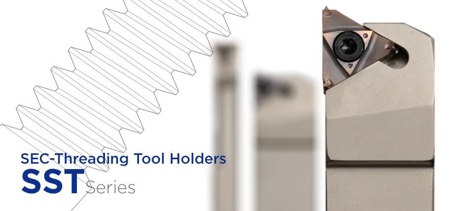 SST 系列 - 螺纹加工刀具刀杆