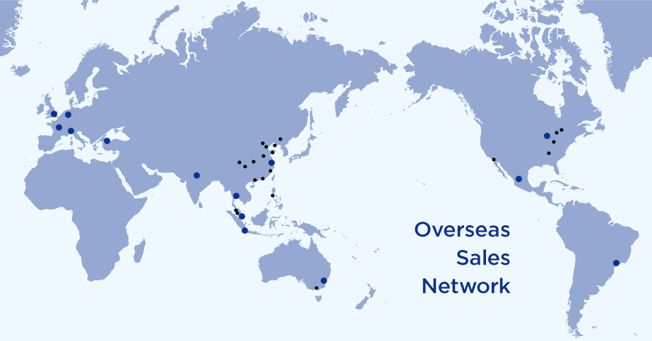image: Overseas Sales Network