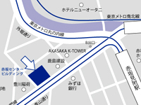 Business base relocation of Tokyo office