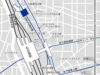 Business base relocation of Nagoya office
