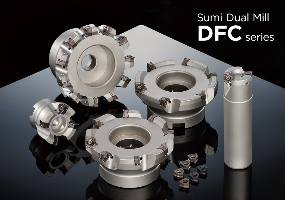 SEC-Sumi Dual Mill DFC Series