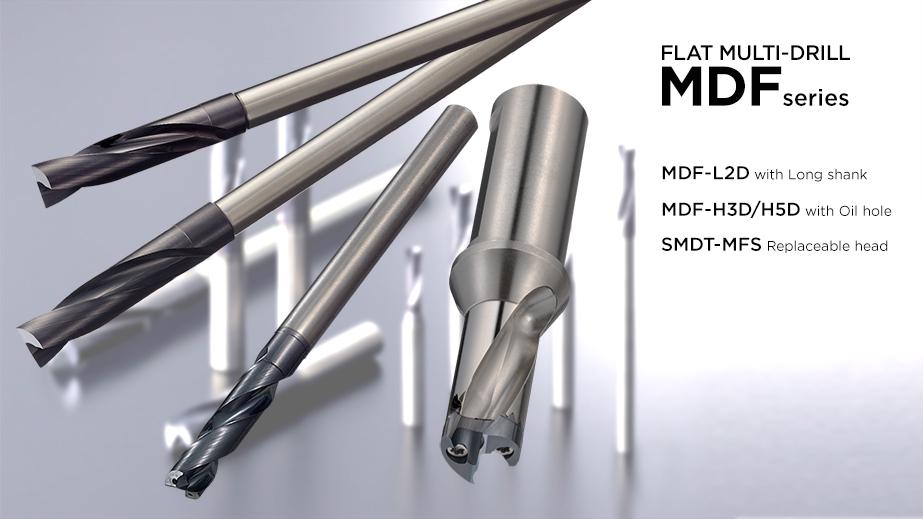 Flat MultiDrill MDF series