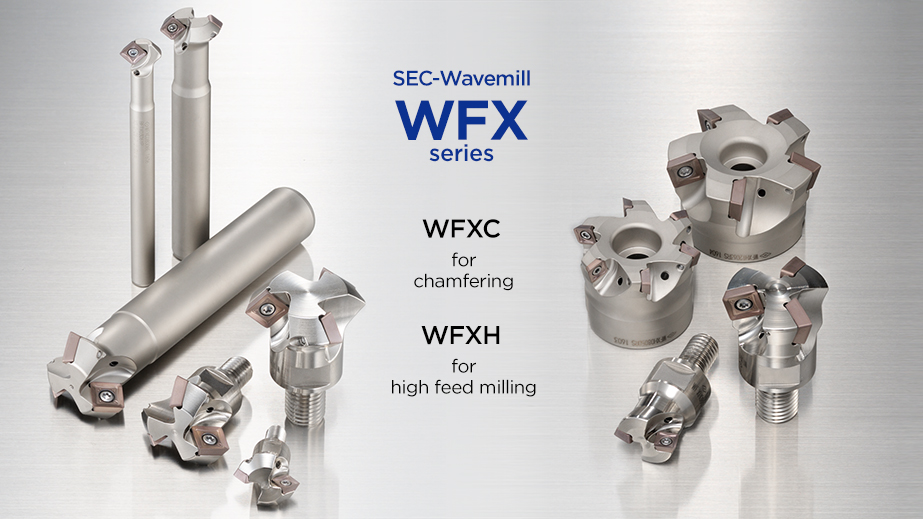 SEC-WaveMill™ WFX series