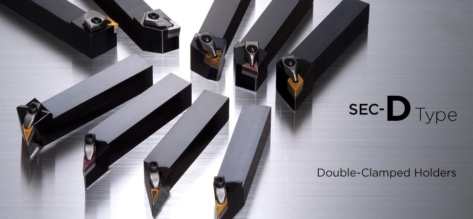D type - Tool holders