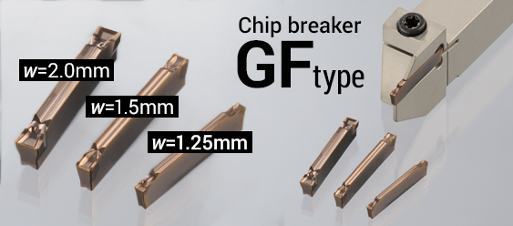 SG3094L-EH520V Grooving Insert