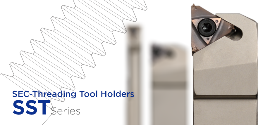 SST series - Threading tool holders