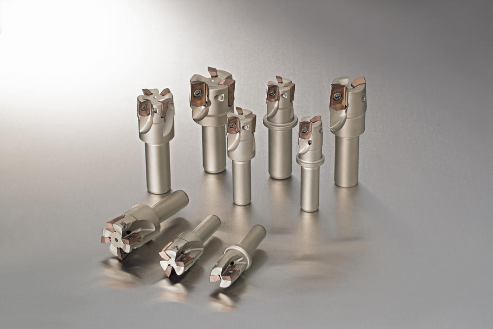 SEC-WaveMill™ Tipe WEZ Untuk Mesin Multitugas